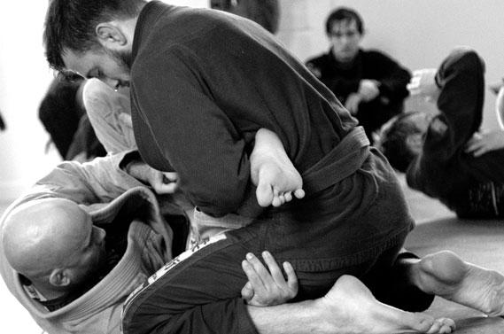 Jiu Jitsu Fundamentals - Renzo Gracie Academy Portland
